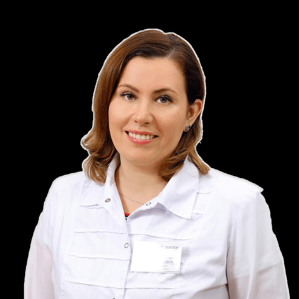 Громова Юлия Андреевна