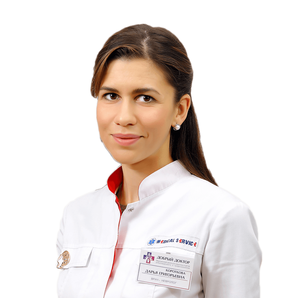 Короткова Дарья Григорьевна