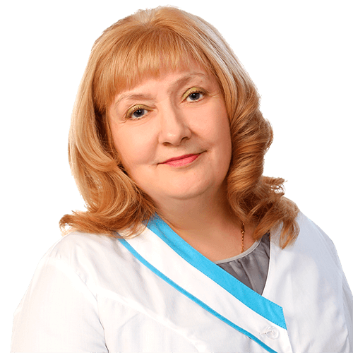 Шахбанова Вера Михайловна