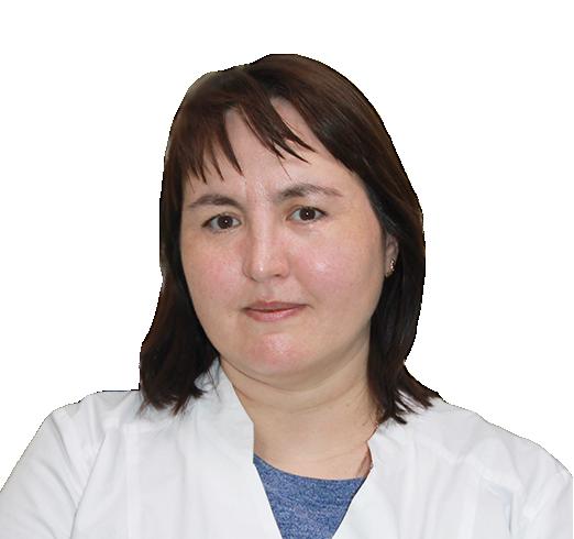 Андреева Любовь Владиславовна